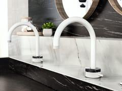 Miscelatore per lavabo da piano monoforo MOD+ | Miscelatore per lavabo monoforo - MOD+