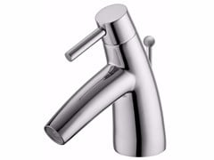 Miscelatore per lavabo da piano monocomando monoforo in ottone cromato TAI CHI | Miscelatore per lavabo monoforo - Tai Chi