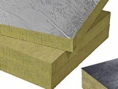Pannello termoisolante in lana di rocciaPannello termoisolante in lana di roccia - ISOLMEC