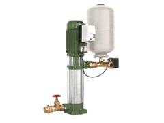 Gruppo di sollevamento con 1/2/3 pompe verticali1 KV 3-6-10 - DAB PUMPS