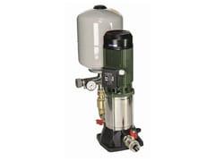 Gruppi di sollevamento con pompa centrifuga pluristadio1 KVC - DAB PUMPS