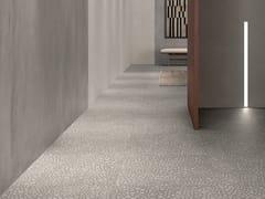 Pavimento/rivestimento in gres porcellanato effetto cementoZOOM FOAM GLOW - LEA CERAMICHE