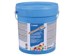 Pittura colorata liscia a base di resina acrilicaMAPECOAT TNS PAINT - MAPEI