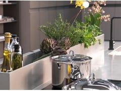 Canale attrezzato per cucinaSQUARE | Canale attrezzato per cucina - ORNARE