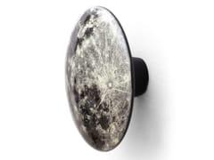 Appendiabiti da parete in rovereMOON | Appendiabiti - SELETTI