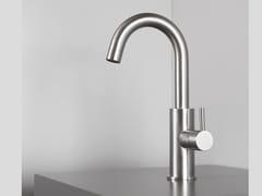 Miscelatore per lavabo da piano monocomando con bocca orientabile DMB   0031260X - DMB