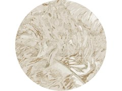 Tappeto fatto a mano GOLD FOREST CIRCLE - TAPIS ROUGE