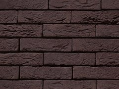 Vandersanden, 1 ZWART MANGAAN NOIR MANGANESE Mattone in laterizio per muratura facciavista