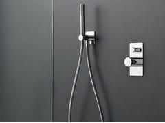 Rubinetto per doccia monoforo con doccetta 100 | Rubinetto per doccia monoforo - 100