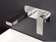 Miscelatore per lavabo a muro 100 | Miscelatore per lavabo a muro - 100