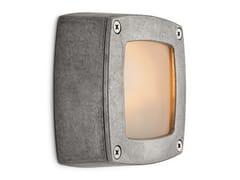 Lampada da parete in ottone 100626 -