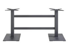 Base per tavoli in ghisaBASE 105QS DOUBLE - PF STILE