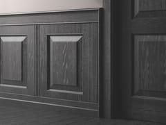 Boiserie pantografata in legno110 E LODE | Boiserie - GAROFOLI
