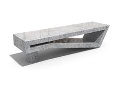 Panchina in calcestruzzo senza schienale119 | Panchina in calcestruzzo - ENCHO ENCHEV - ETE