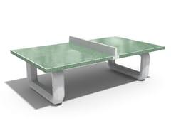 Tavolo da ping pong in calcestruzzo180 | Tavolo da ping pong - ENCHO ENCHEV - ETE