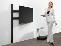 Supporto per monitor/TV orientabile da parete SOLUTION - ART121 | Supporto per monitor/TV - WISSMANN RAUMOBJEKTE