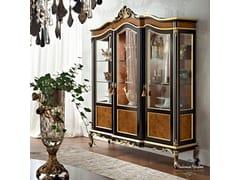 Vetrina in legno massello 12115 | Vetrina - Casanova