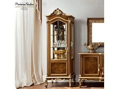 Vetrina in legno massello 12117 | Vetrina - Casanova