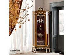 Vetrina in legno in stile barocco 12125 | Vetrina - Casanova