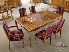 Tavolo da pranzo in legno massello 12139 | Tavolo - Casanova