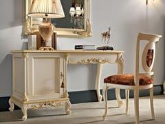 Scrivania in legno massello 12212 | Scrivania - Casanova