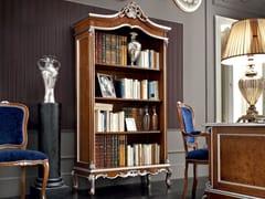 Libreria a giorno in legno massello 12302 | Libreria - Casanova