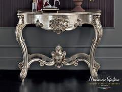 Consolle in legno massello 12605   Consolle - Casanova