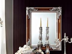 Specchio rettangolare a parete con cornice 12643 | Specchio - Casanova
