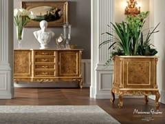 Portavaso in legno massello12666 | Portavaso - MODENESE GASTONE INTERIORS