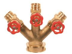 Componente per impianto antincendio 133 C -
