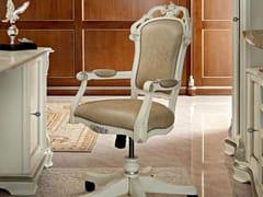 Sedia girevole reclinabile a 5 razze 13502 | Sedia - Bella Vita