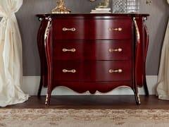 Cassettiera in legno 13607 | Cassettiera - Bella Vita