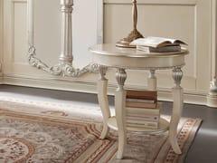 Tavolino di servizio rotondo da salotto 13653 | Tavolino - Bella Vita
