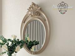 Specchio ovale in stile barocco a parete con cornice 13676   Specchio - Bella Vita