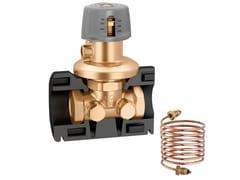 Accessori per rete e canalizzazione140 | Regolatore di pressione differenziale - CALEFFI