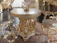 Tavolo rotondo in legno 14102 | Tavolo rotondo - Deluxe
