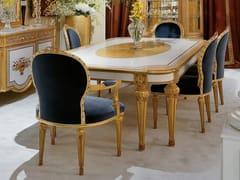 Tavolo da pranzo rettangolare in legno1440 | Tavolo - BELLOTTI EZIO ARREDAMENTI