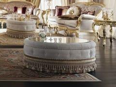 Tavolino basso rotondo 14616 | Tavolino rotondo - Deluxe