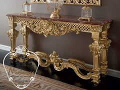 Consolle rettangolare in legno 14621 | Consolle - Deluxe