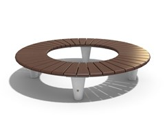 ENCHO ENCHEV - ETE, 151 | Panchina circolare  Panchina circolare