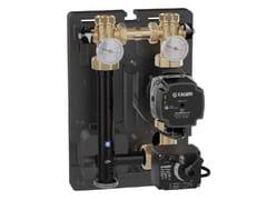 Gruppo di regolazione termica per impianti di riscaldamento167 | Gruppo di regolazione - CALEFFI