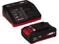Kit batteria e caricabatteria PXC Starter Kit18V 2,0Ah PXC Starter Kit - EINHELL ITALIA