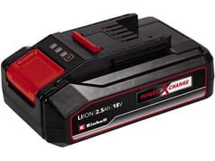 Kit batteria e caricabatteria PXC Starter Kit18V 2,5Ah PXC Starter Kit - EINHELL ITALIA
