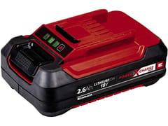 Batteria18V 2,6Ah P-X-C Plus - EINHELL ITALIA