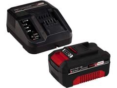 Kit batteria e caricabatteria PXC Starter Kit18V 3,0Ah PXC Starter Kit - EINHELL ITALIA