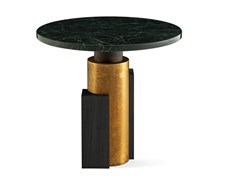 Tavolino rotondo in marmo1968 - GALLOTTI&RADICE