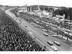 Stampa fotograficaPARTENZA DELLA 24H DU MANS NEL 1968 - ARTPHOTOLIMITED
