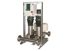 Gruppo di sollevamento con 1/2/3 pompe centrifughe2/3/4 NKVE - DAB PUMPS