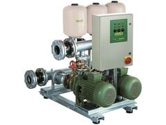 Gruppi di sollevamento con 2/3 pompe centrifughe2/3 KE - DAB PUMPS