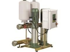 Gruppo di sollevamento con 1/2/3 pompe verticali2/3 KV 3-6-10 - DAB PUMPS